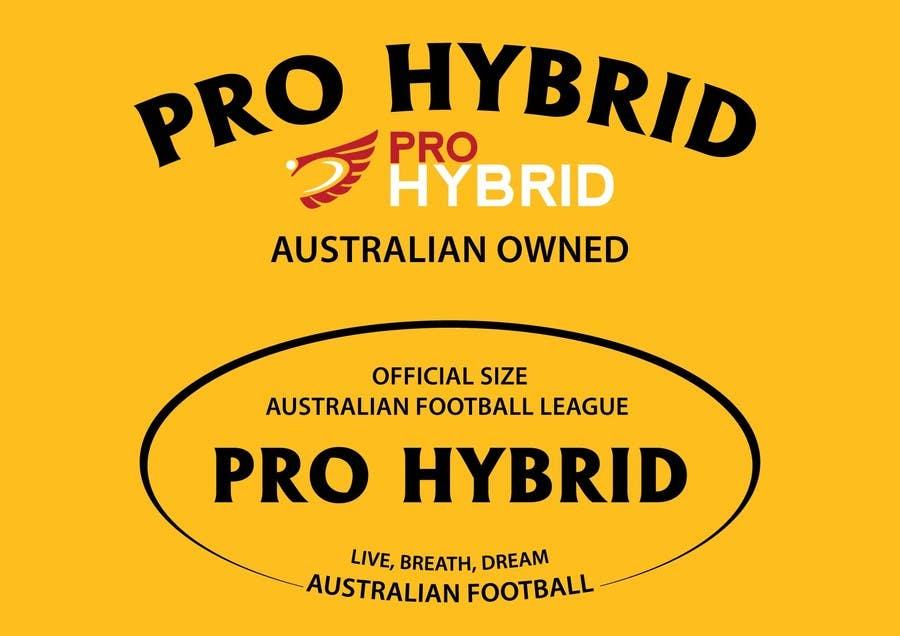 Penyertaan Peraduan #1 untuk Simple design for Football
