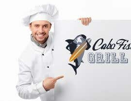 #60 for Design a Logo for Restaurant - Cabo Fish Grill by djmalibiran