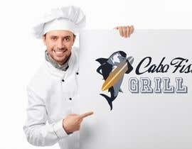 Nro 60 kilpailuun Design a Logo for Restaurant - Cabo Fish Grill käyttäjältä djmalibiran