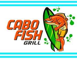 Nro 54 kilpailuun Design a Logo for Restaurant - Cabo Fish Grill käyttäjältä marstyson76