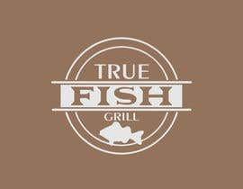 #21 for Design a Logo for Restaurant - True Fish Grill af stoilova