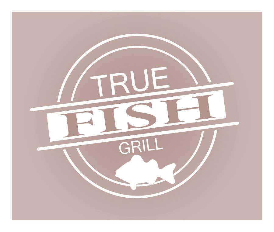 Penyertaan Peraduan #30 untuk Design a Logo for Restaurant - True Fish Grill
