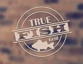 #22 for Design a Logo for Restaurant - True Fish Grill af claudioosorio