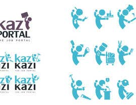 #79 for Design 2 Logo's for Job Portal af Xiuhcoatl