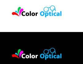 #5 untuk Logo design optician oleh MadaSociety