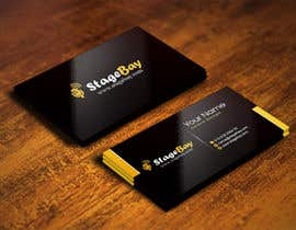 #32 untuk Design business cards for Stagebay oleh IllusionG