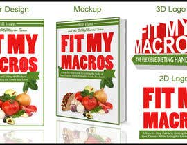 #24 untuk Create a book cover and logo in both flat and 3D oleh PixelCandyStudio