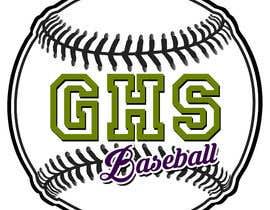 Nro 21 kilpailuun Design a Logo for GHS baseball käyttäjältä Dejv5746