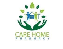 Nro 52 kilpailuun Design a Logo for Care Home Pharmacy käyttäjältä HAIMEUR