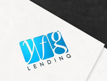 #9 for Develop a Corporate Identity for YFG Lending - Logo & Business Card af LeeniDesigns