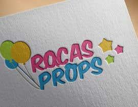 #1 untuk Design a Logo for Rocas Props oleh gabrielvcp