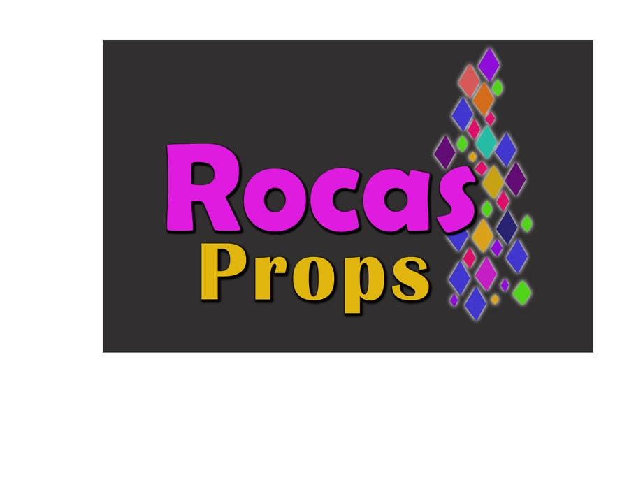 Konkurrenceindlæg #33 for Design a Logo for Rocas Props