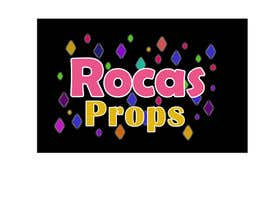 #35 untuk Design a Logo for Rocas Props oleh gopalnitin