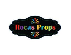 #7 for Design a Logo for Rocas Props af mayoo7a