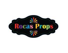 mayoo7a tarafından Design a Logo for Rocas Props için no 7