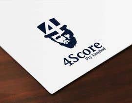 #33 untuk Design a logo for 4Score oleh thunderbrands
