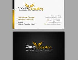 #80 cho Design some Business Cards for Classy Consulting bởi einsanimation
