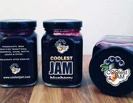 #23 untuk Design a Logo and name for homebased business of fruit jams and spreads oleh Orlowskiy