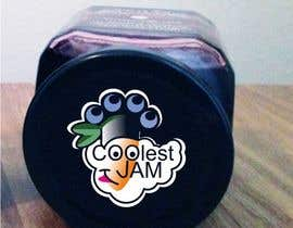 #24 untuk Design a Logo and name for homebased business of fruit jams and spreads oleh Orlowskiy