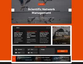 Nro 21 kilpailuun www.s-n-m.eu needs a new Website käyttäjältä nikdesigns