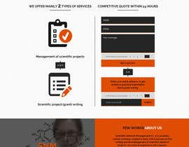 Nro 52 kilpailuun www.s-n-m.eu needs a new Website käyttäjältä dimavricos