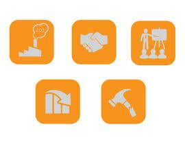 #43 for Design 5 icons, if you win = 40 more, paid fair!! af sadaqatgd