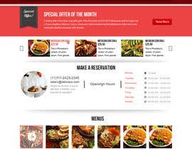 nº 23 pour Restaurant Website Needed par himel302