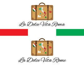 #21 for Disegnare un Logo for online Store: LaDolceVita Rome by smelena95