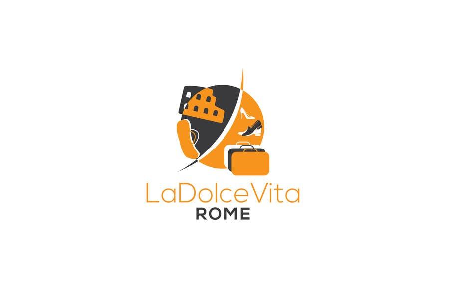 Bài tham dự cuộc thi #24 cho Disegnare un Logo for online Store: LaDolceVita Rome
