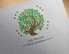 #6 for Design a Logo for Oak Honesty Web Solutions af mwarriors89