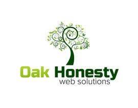 Nro 2 kilpailuun Design a Logo for Oak Honesty Web Solutions käyttäjältä asurudheen