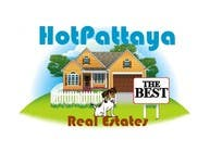 Graphic Design des proposition du concours n°85 pour Design a Logo for REAL ESTATE company named: HOTPATTAYA