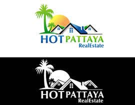 #145 for Design a Logo for REAL ESTATE company named: HOTPATTAYA af thimsbell