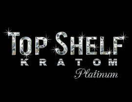 #60 untuk Design a Logo for Top Shelf Kratom oleh ricardosanz38