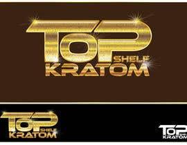 #51 untuk Design a Logo for Top Shelf Kratom oleh vasked71