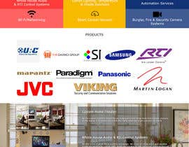 #1 untuk Build a Website for AudioVideoTechnologiesLLC.com oleh addydesignbegins