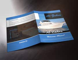 #35 for Design a Flyer for luxury yacht charter af stylishwork