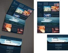 #49 for Design a Flyer for luxury yacht charter af kimberlykaye04