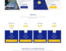 #10 cho Design a Website and Logo  for CAR WASH Detailing bởi syrwebdevelopmen