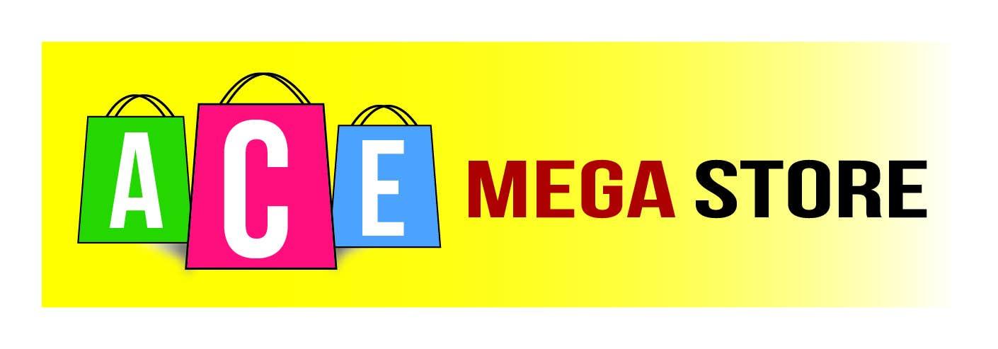 Penyertaan Peraduan #26 untuk Design a Logo for ACE Megastore