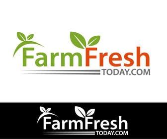 #13 untuk Design a Logo for FarmFreshToday.com oleh alikarovaliya