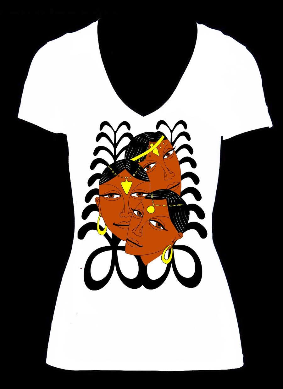Contest Entry #                                        6                                      for                                         Artistic & Original Shirt Design