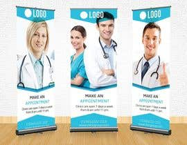 skuanchey tarafından Design a Banner Roll Up for a Walk-in, appointment free specialist clinics at a hospital için no 6