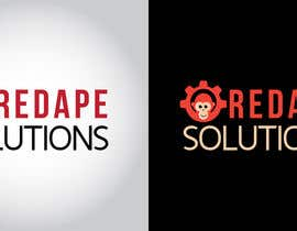 himel302 tarafından Design a Logo + Business Card for Red Ape Solutions! için no 53
