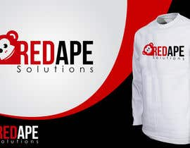 taganherbord tarafından Design a Logo + Business Card for Red Ape Solutions! için no 109