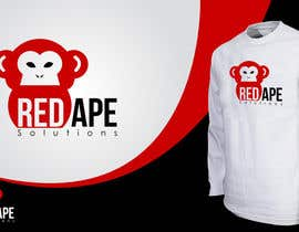 #197 for Design a Logo + Business Card for Red Ape Solutions! by taganherbord