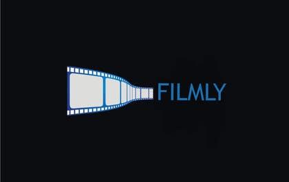 #75 for Design a Logo for Filmly af cristinandrei
