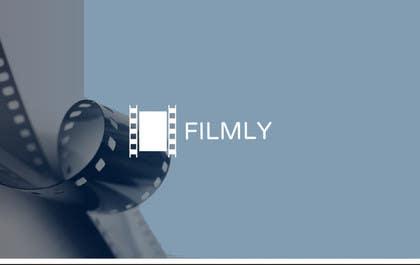 #76 untuk Design a Logo for Filmly oleh cristinandrei