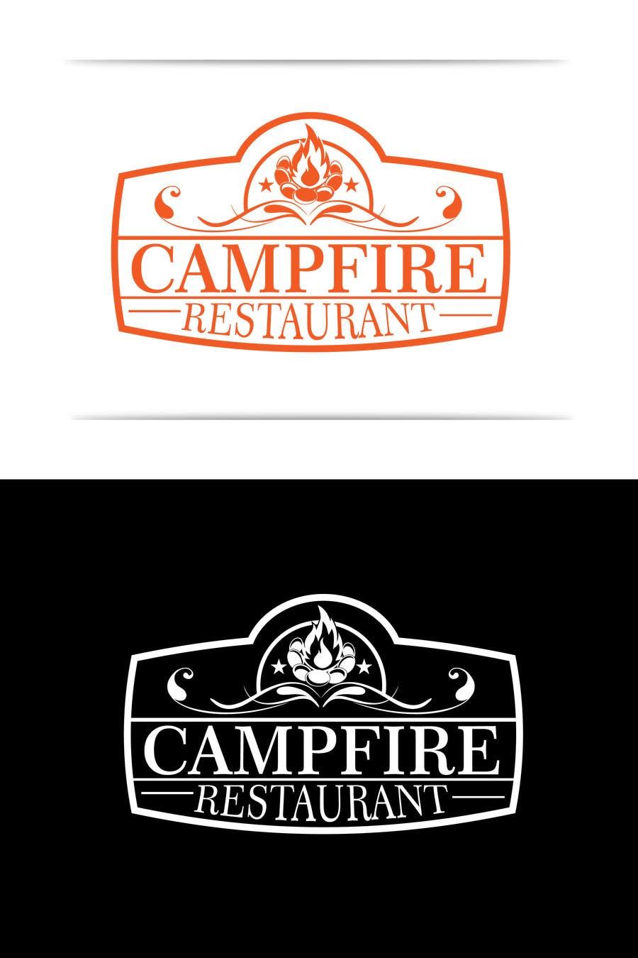 Penyertaan Peraduan #10 untuk Redesign a current restaurant logo