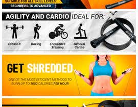 #34 untuk I need an infographic for a jump rope oleh keriaoz